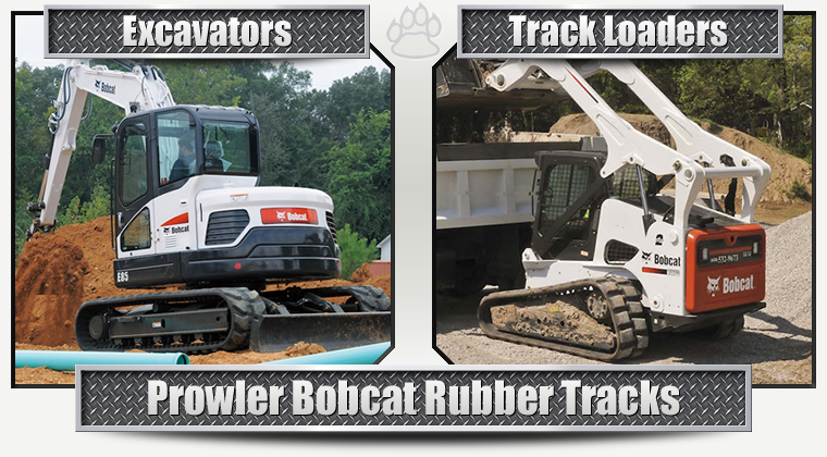Bobcat Aftermarket Rubber Tracks