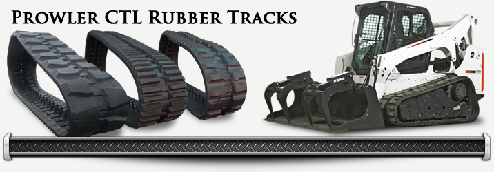 CTL Replacement Rubber Tracks