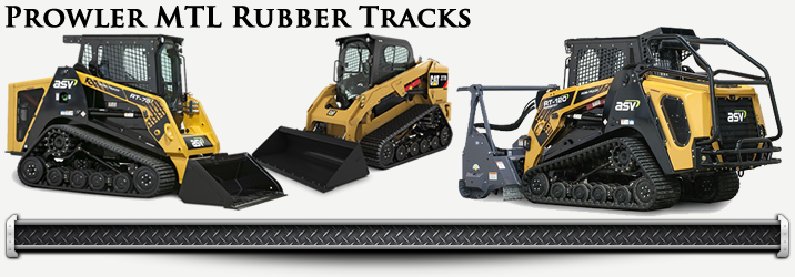 MTL Replacement Rubber Tracks