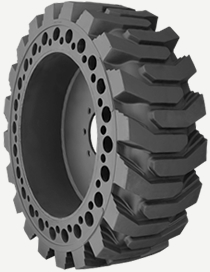 Pro Flex Solid Skid Steer Tire