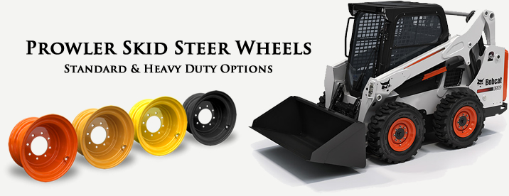Prowler Skid Steer Wheels