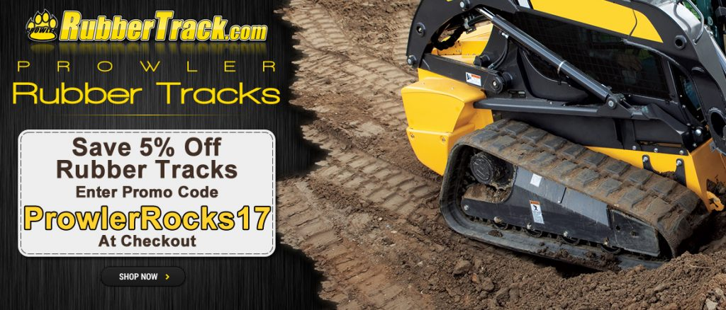 Prowler Rubber Track Discounts