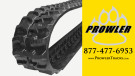 250mm Mini Skid Steer Tread Style