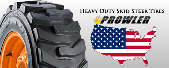 Skid Steer Tires Heavy Duty Made In The USA