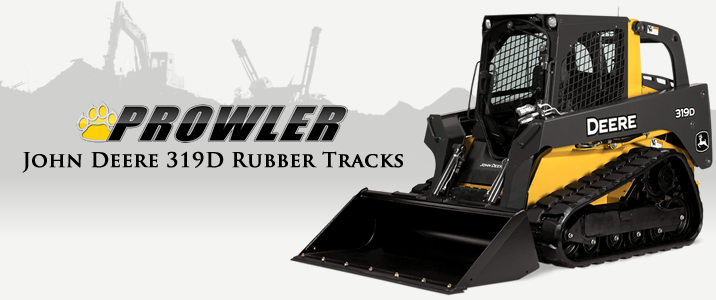 John Deere CTL Rubber Track