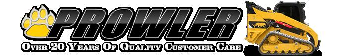 Prowler Tracks Paw Logo
