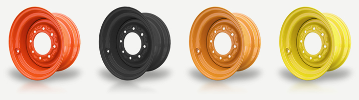 Titan Skid Steer Wheels