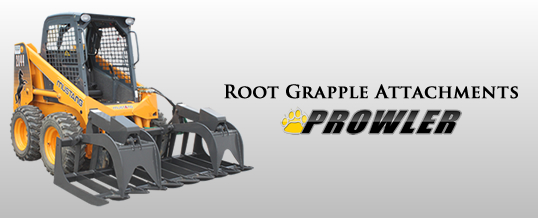 Skid Steer Root Grapple Attachments