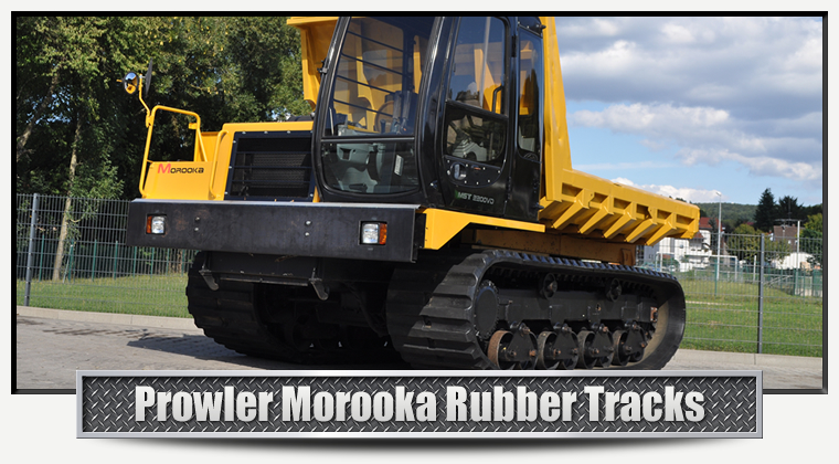 Morooka Rubber Tracks
