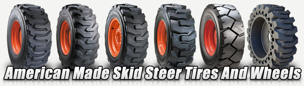 Construction Skid Steer Tires