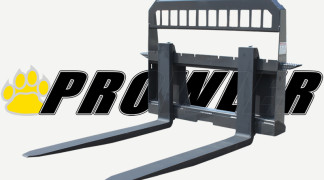 Universal Extreme Duty Pallet Forks