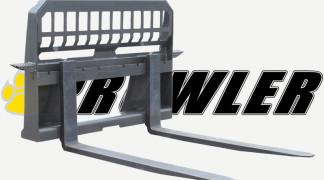 Universal Heavy Duty Pallet Forks