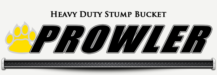 Heavy Duty Stump Bucket