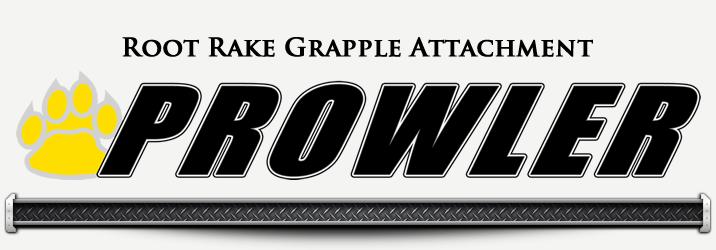 Root Rake Grapple Attachment