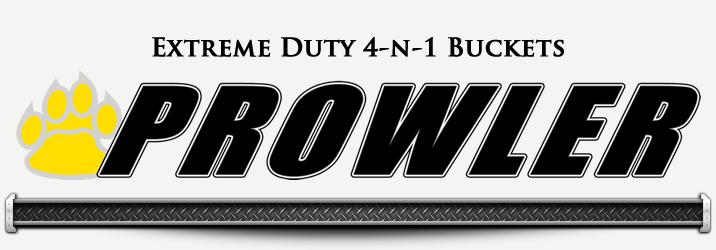 Extreme Duty 4n1 Buckets