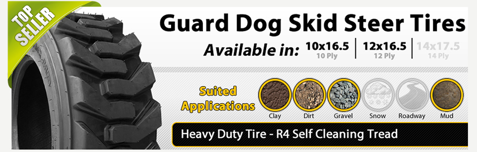 Guard Dog Heavy Duty Tires