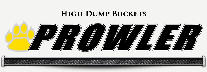 High Dump Bucket Attachments