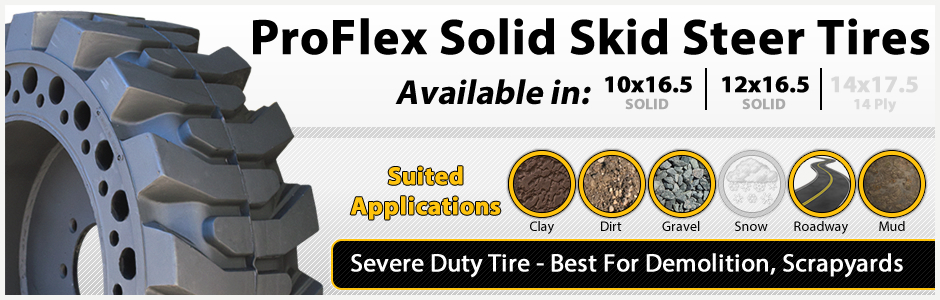 ProFlex Solid Tires