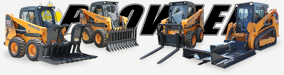 Prowler Loader Attachments