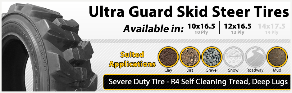Ultra Guard Extreme Duty Tires