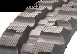C-Lug Series Rubber Tracks