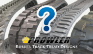 Choosing The Right Tread For Compact Track Loaders