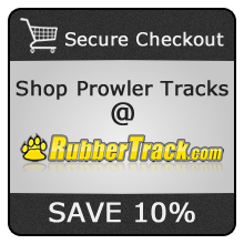 shop prowler rubber track store