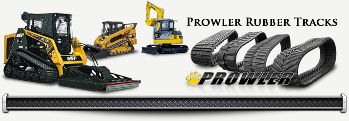 Prowler Replacement Rubber Tracks